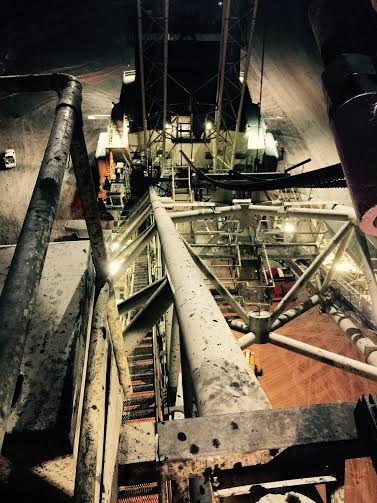 dragline repair service