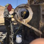 shovel4100afieldservicerepair